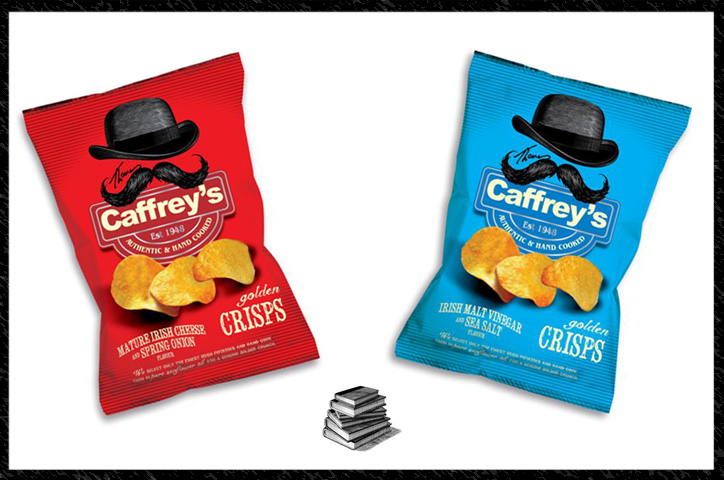 Caffrey's Authentic & Hand Cooked Crisps